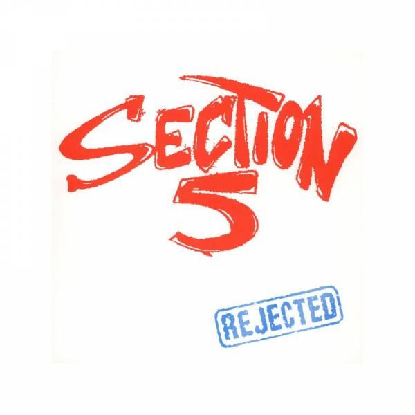 Section 5 – Rejected, LP verschiedene Farben