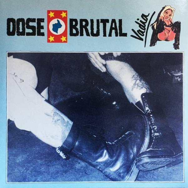 """Dose Brutal - Vadia, 7"""" blau lim. 100"""