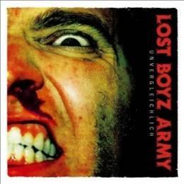 Lost Boyz Army - Unvergleichlich, CD