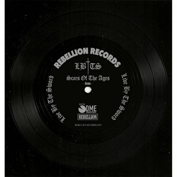 Live By The Sword - Scars of the ages, 7'' FLEXI lim. 500