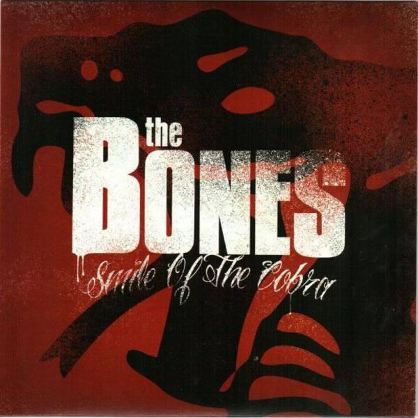 Bones, The - Smile of the Cobra, 7'' weiß
