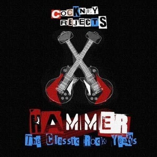 Cockney Rejects - Hammer (The Classic Rock Years), 4 x CD Mini Box