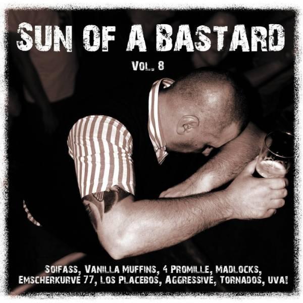 V/A Sun of a Bastard Vol. 8, CD