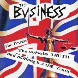 Business, The - The Truth The whole Truth, LP grün Taang Records