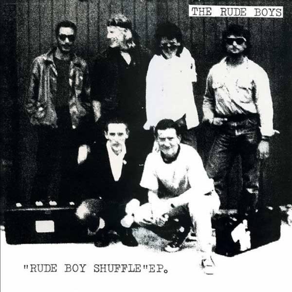 """Rude Boys, the - Rude Boy Shuffle, 7"""" lim. 500 verschiedene Farben"""