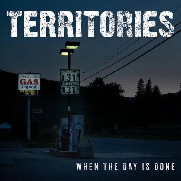 "Territories - When The Day Is Done, 10"" Mini-Album, versch. Farben"