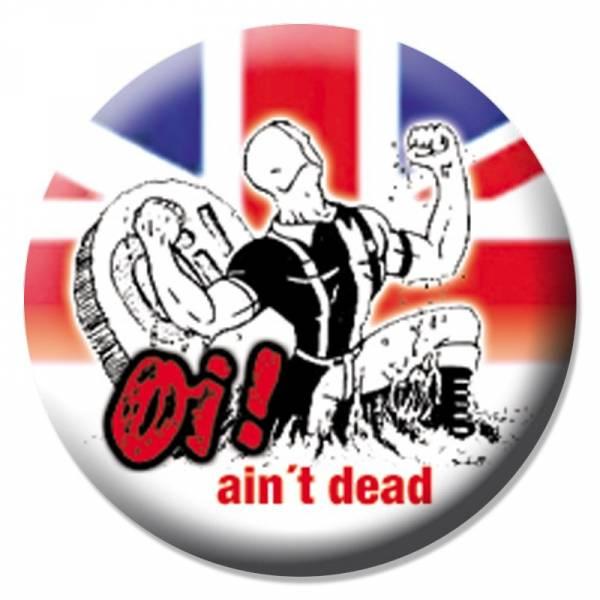 Oi! aint dead, Button B080