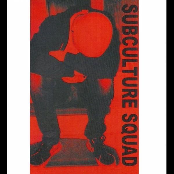 Subculture Squad - Alte Scheiße - Neuer Dreck, Kassette lim. 200