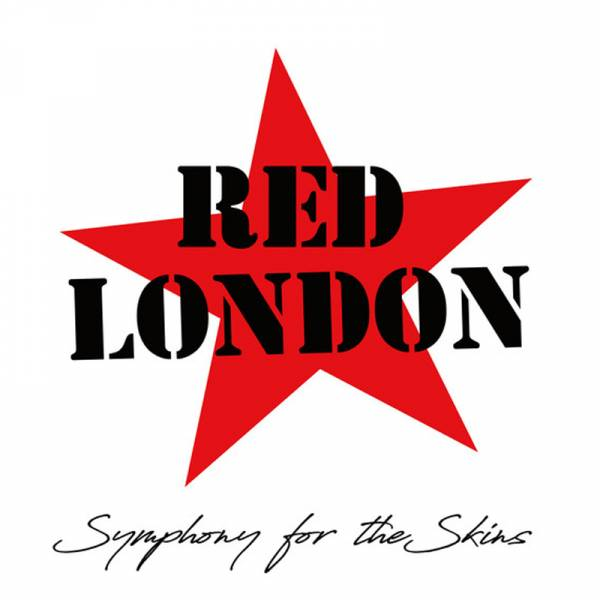 Red London - Symphony for the skins, LP + CD versch. Farben