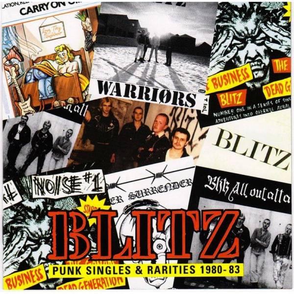 Blitz - Punk Singles And Rarites 1980 - 83, CD