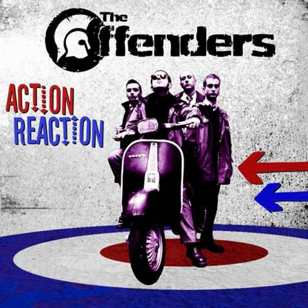 Offenders, the - Action reaction, CD