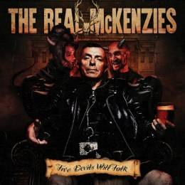 Real McKenzies, The - Two Devils will Talk, LP black + Downloadcode