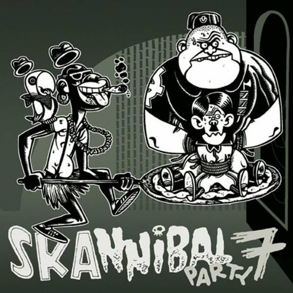 V/A Skannibal Party - Vol. 7, CD