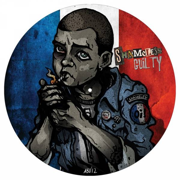 Shameless - Guilty, LP Picture lim. 500