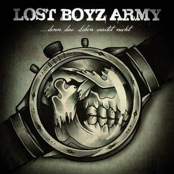 Lost Boyz Army - Denn das Leben wartet nicht, CD