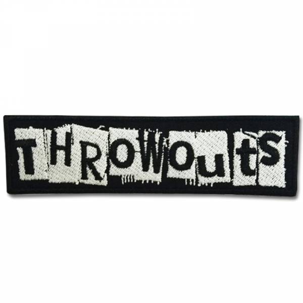 Throwouts - Logo, Aufnäher