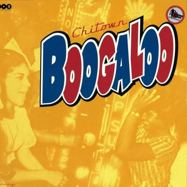 V/A Chitown Boogaloo, LP schwarz