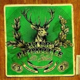 4 Promille - Alte Schule, LP schwarz lim. 500