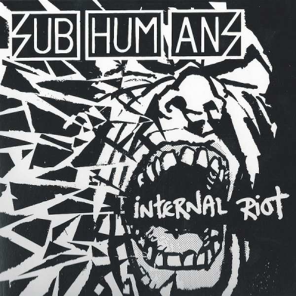 Subhumans - Internal Riot, CD Digipack
