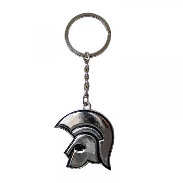 Trojan - Helmet, Schlüsselanhänger