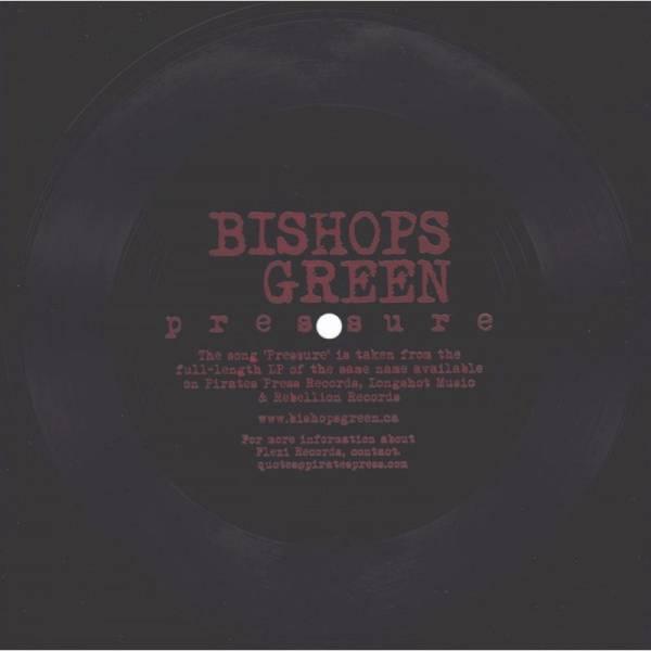 Bishops Green - Pressure, 7'' Flexi