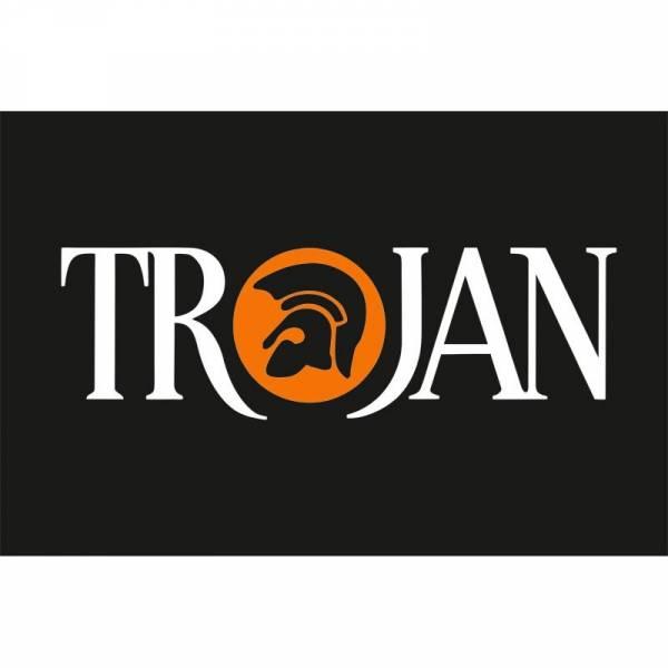 Trojan Records, Fahne