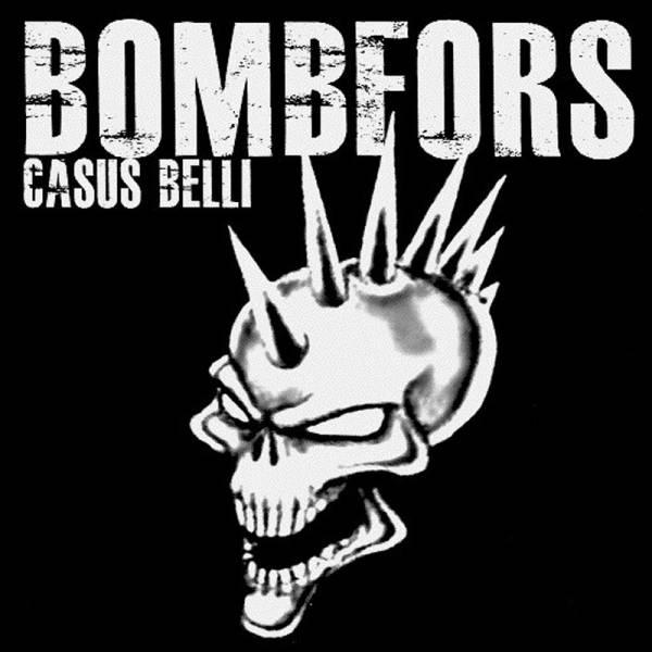 "Bombfors – Casus Belli, 7"" lim. 500 schwarz"