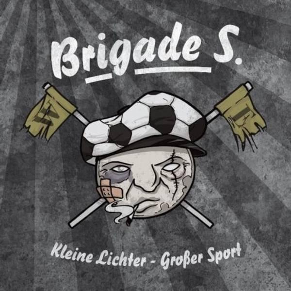 Brigade S. - Kleine Lichter - Großer Sport, LP lim. 333 multi-colored Vinyl