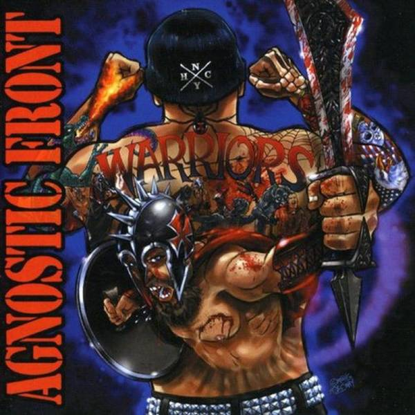 Agnostic Front - Warriors, CD