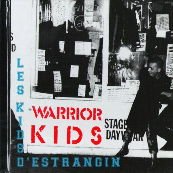 Warrior Kids - Les kids d'estrangin, DoCD Digibook