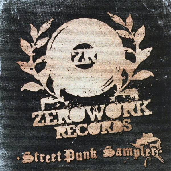 v/a Street Punk Sampler, CD Kartonstecktasche
