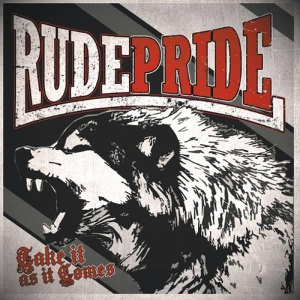 Rude Pride - Take it as it comes, LP verschiedene Farben