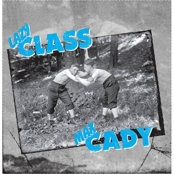 Lazy Class / Max Cady - s/t., LP lim. 219 schwarz