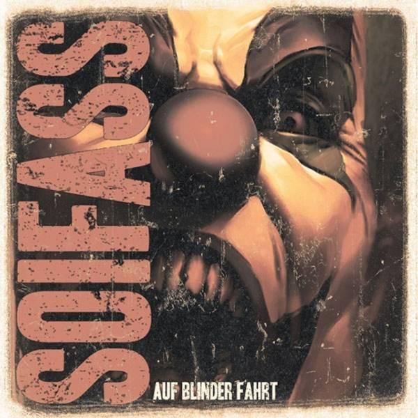 Soifass - Auf blinder Fahrt, CD Digipack