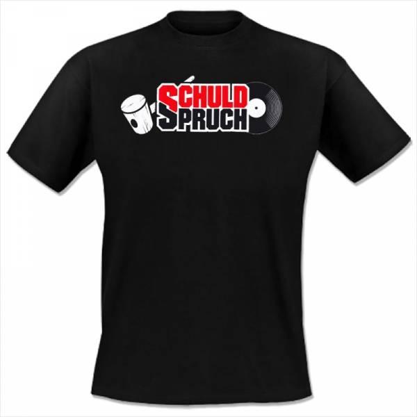 SchuldSpruch - Im Namen des Volkes, T-Shirt schwarz