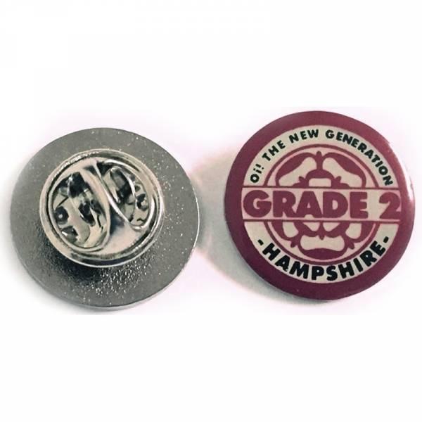 Grade 2 - Logo, Pin