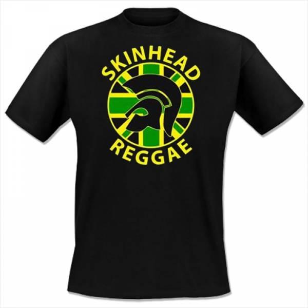 Skinhead - Reggae, T-Shirt schwarz