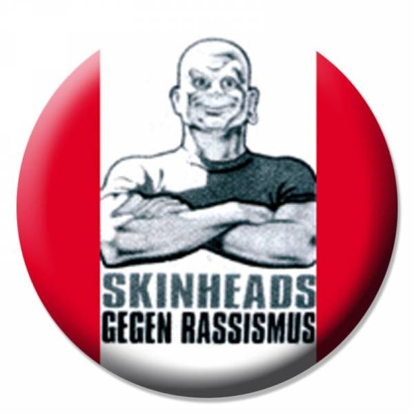 Skinheads gegen Rassismus, Button B116
