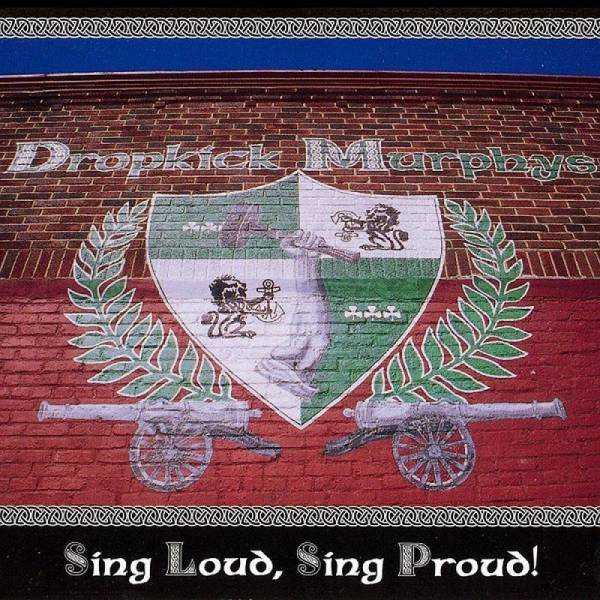 Dropkick Murphys - Sing loud, Sing proud, CD Digipack