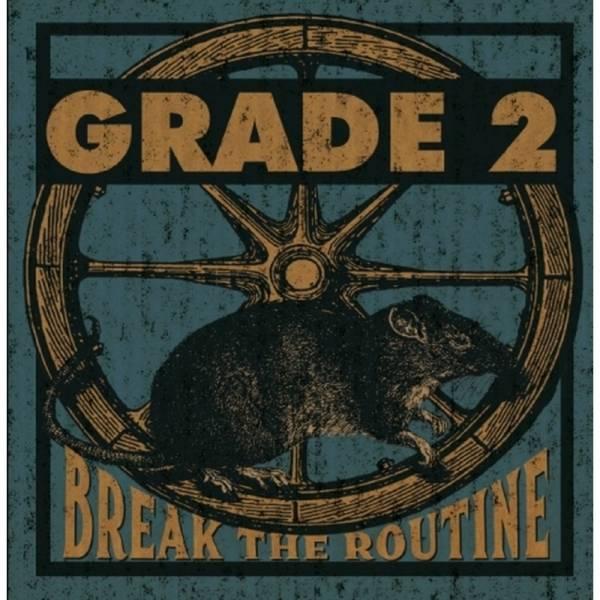 Grade 2 - Break the Routine, CD DigiPack lim. 1000