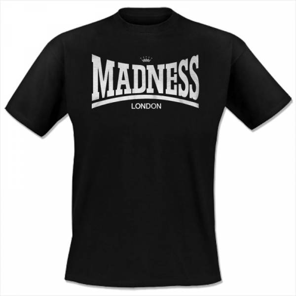 Madness - Madsdale, T-shirt schwarz