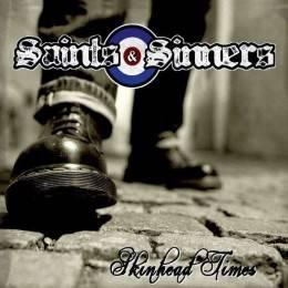 Saints & Sinners - Skinhead Times, CD DigiPack