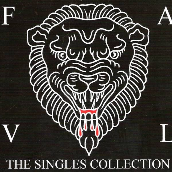 F.A.V.L. – The Singles Collection, CD DigiPack