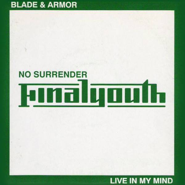 """Final Youth - No Surrender, 7"""" schwarz"""