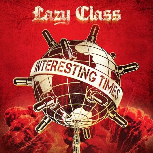 Lazy Class - Interesting Times, LP lim. verschiedene Farben