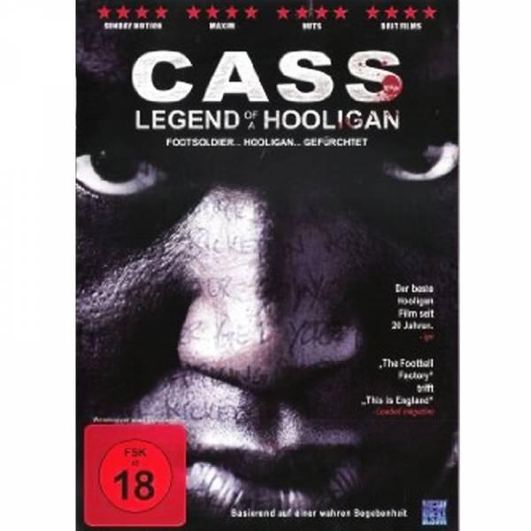 Cass - Legend of a hooligan, DVD FSK 18 (Altersnachweis notwendig)