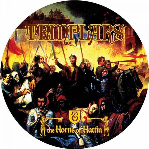 Templars -The Horns of hattin, LP Picture lim. 500