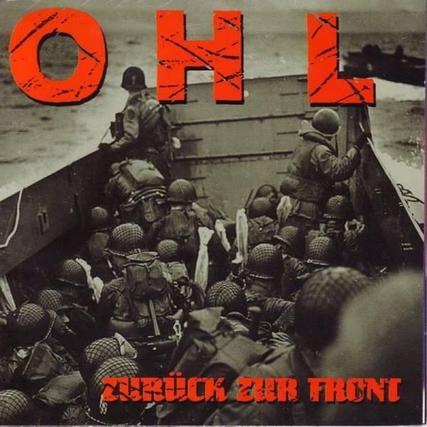 OHL - Zurück zur Front, CD
