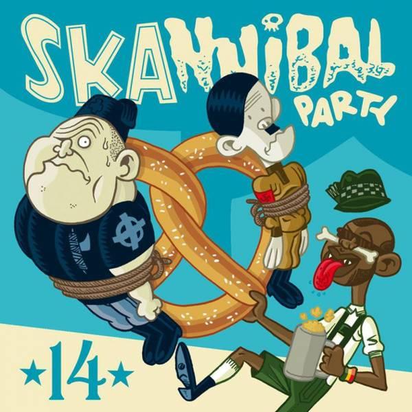 V/A Skannibal Party - Vol. 14, CD