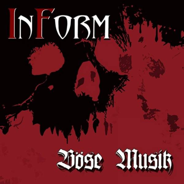 Inform - Böse Musik, CD